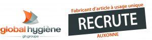 Logo recrutement gh